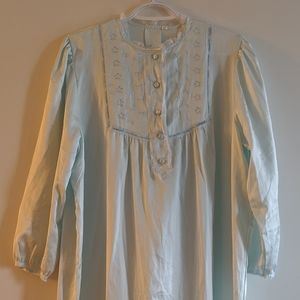 Vintage full length nightgown